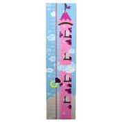 Princess Magnetic Growth Chart - Her Majesty Collection