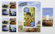 Brewster 93920 Disney Cars Tile Combo, 4 Piece Set