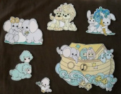 Precious Moments Noah's Ark Musical Wall Art