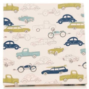 Sweet Potato by Glenna Jean Uptown Traffic Wall Art - Cars