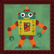 Barewalls Wall Decor, Robot 1