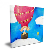 Cici Art Factory Up Up & Away, 40.6cm x 40.6cm