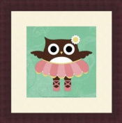Barewalls Wall Decor by Nancy Lee, Ballerina Owl