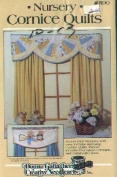 Nursery Cornice Quilts - Bunny Friend & Grandmother's Fan Quilted Designs