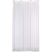 Little Boutique 43 x 84 Panel Drape - Ribbon