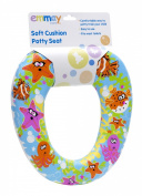 Emmay Care Soft Cushion Potty Seat coloured