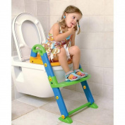 Kids Kit 3In1 Toilet Trainer Steps-Potty-Toilet Seat