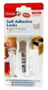 Clippasafe Self-Adhesive Locks