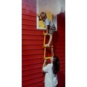 X-IT 2 Story (13') Portable Emergency Fire Escape Ladder