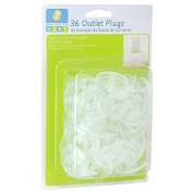 Especially for Baby Outlet Plugs - 36 Count