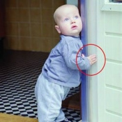 Finger Alert Door Safety Strip
