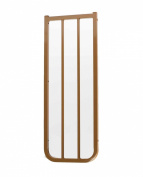 Cardinal Gates Extension for Outdoor Child Safety Gate, Brown, 26.7cm