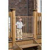 Cardinal Gate Stairway Special Kid Gate Brown