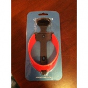 UNIEX RED WATER BOTTLE CAGE