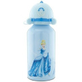 disney official Cinderella Aluminium Water Bottle - Small