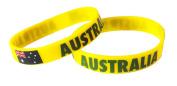 AUSTRALIA - Aussie Silicone Wristband