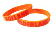 Holland - Netherlands Silicone Wristband