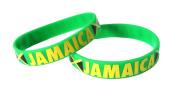 Jamaica - Silicone Wristband