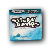 Sticky Bumps Cool Water Surfing and Skimboard Wax
