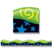 New Wave Swirls-Yellow & Green Terrific Trimmers