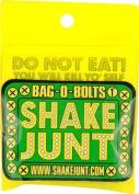 Shake Junt Bag-O-Bolts All Green & Yellow 2.5cm Allen 1-Set