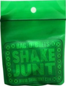 Shake Junt Bag-O- Bolts Green/Yel 2.2cm Ph Hardware