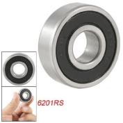 Replaceable Roller Blade Wheels 6201RS Ball Bearings