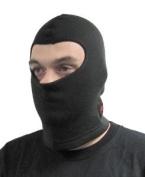 KATAHDIN GEAR KG POLYESTER BALACLAVA FACE MASK - BLACK KG01002