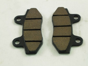 Brake Pads Gy6 125cc 152qmi 157qmj Scooter Moped Parts #64616