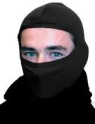 KATAHDIN GEAR KG MICROTHERM BALACLAVA FACE MASK - BLACK KG01032