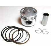 Piston Set - 39mm for 139qmb 50cc Engines Gy6 50cc 139qmb 139qma Scooter Moped Parts #62838