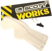 Scott Sports Works Hustle/Tyrant Tear Offs ProStack Kit,