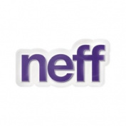Neff Logo Stomp Pad Purple