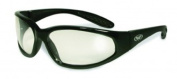 Global Vision Eyewear Hercules Safety Glasses, Clear Lens