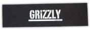 Grizzly Stamp Print Black/White 9x33 - Single Sheet