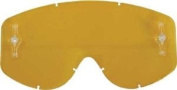 Scott USA Double Thermal Works Lens for Hustle/Tyrant Goggles Yellow 219703154