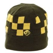 Checkmate Beanie - Yellow