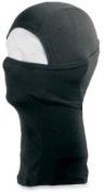 Schampa Silk Balaclava Deluxe Black One Size Fits All OSFA BLCLVO28