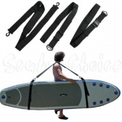 Scuba Choice Surfing Surfboard Surf SUP Strap Paddle Board Carry System