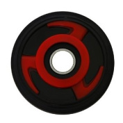Kimpex 298959 Yamaha New Style 130 mm Red Idler Wheel