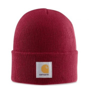 Carhartt - Acrylic Watch Cap - Independence Red Mens Branded winter hat beanie