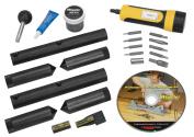 Wheeler Scope Mounting Kit Combo, 1-Inch/30mm