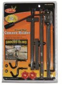 Hme Products Ground Blind Camera Holder, Olive