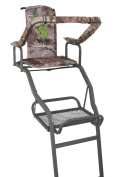 Summit Treestands New Performance Series Solo Deluxe Ladder Stand