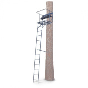 Guide Gear 17 1/2' Deluxe 2 - man Ladder Tree Stand