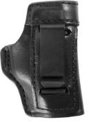Gould & Goodrich Inside Trouser Holster, Black, Right Hand - Ruger LCP, Beretta B890-LCP