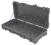 SKB Equipment Case, 52 1/2 X 12 1/8 X 8, Empty, with Wheels, TSA Latches