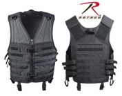 Rothco molle modular vest - black
