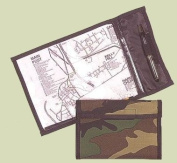 Individual Map Case Black Raine, Inc.