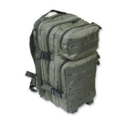 Mil-Tec Military Army Patrol Molle Assault Pack Tactical Combat Rucksack Backpack 30L Olive